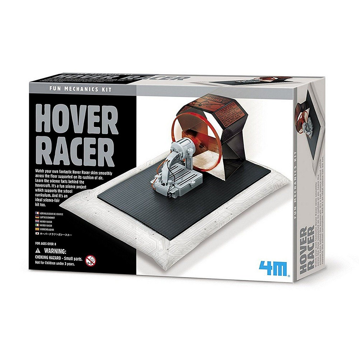 Hover Racer 4M