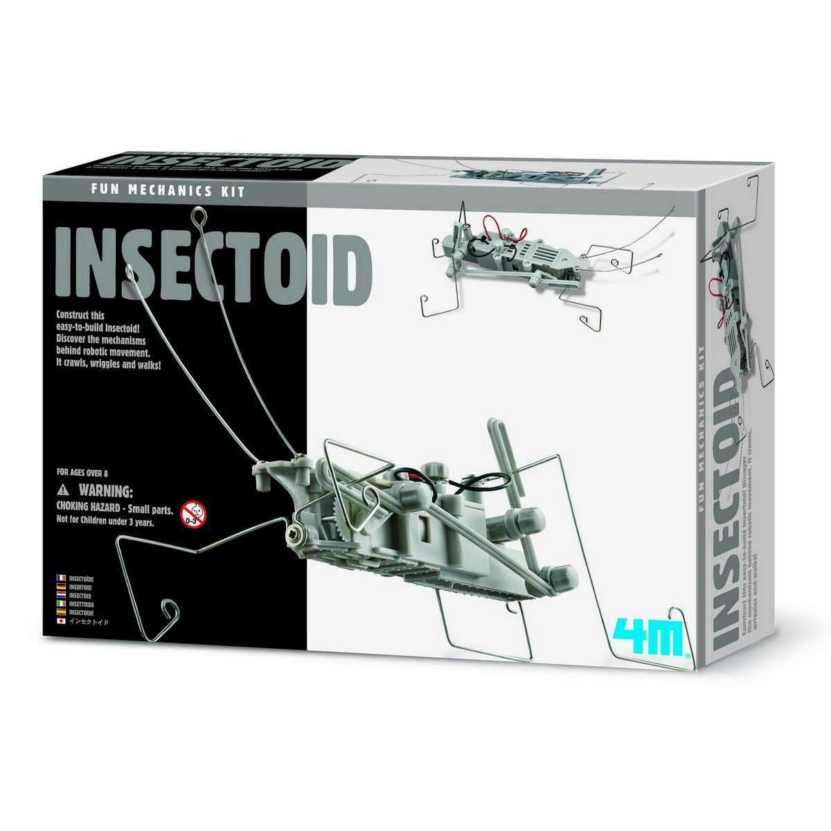 Insectóide  4M