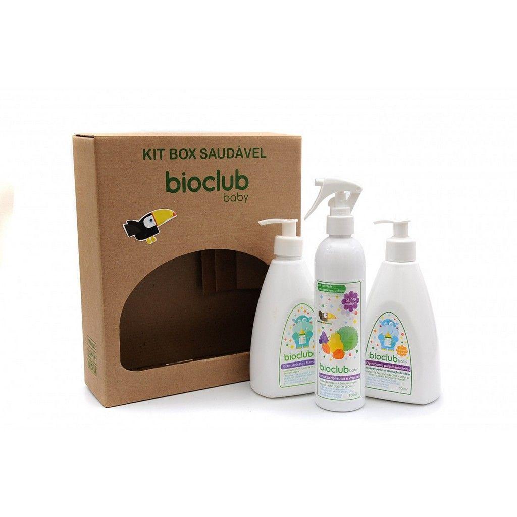 Kit Box Casa BioClub