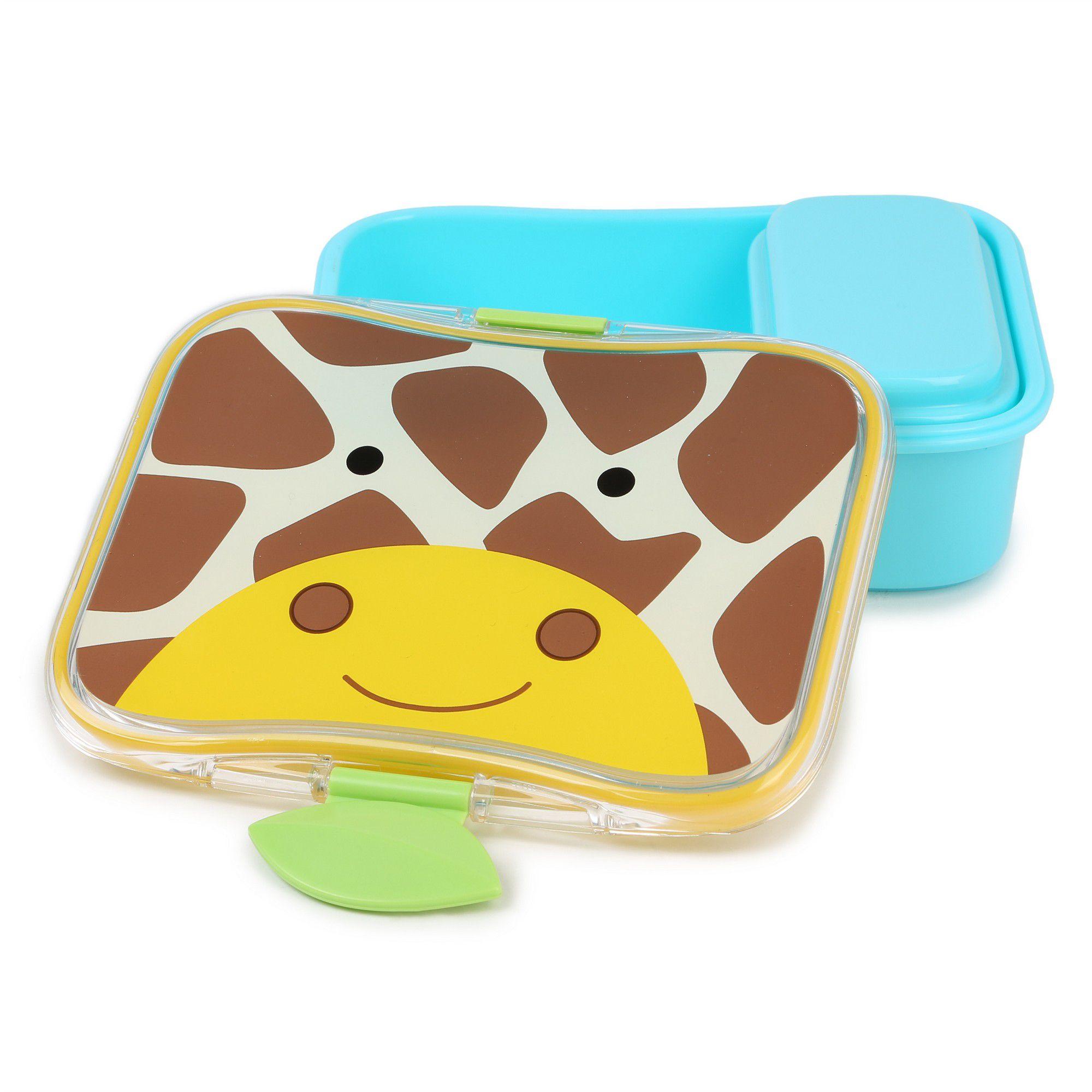Kit Lanche Zoo Girafa Skip Hop