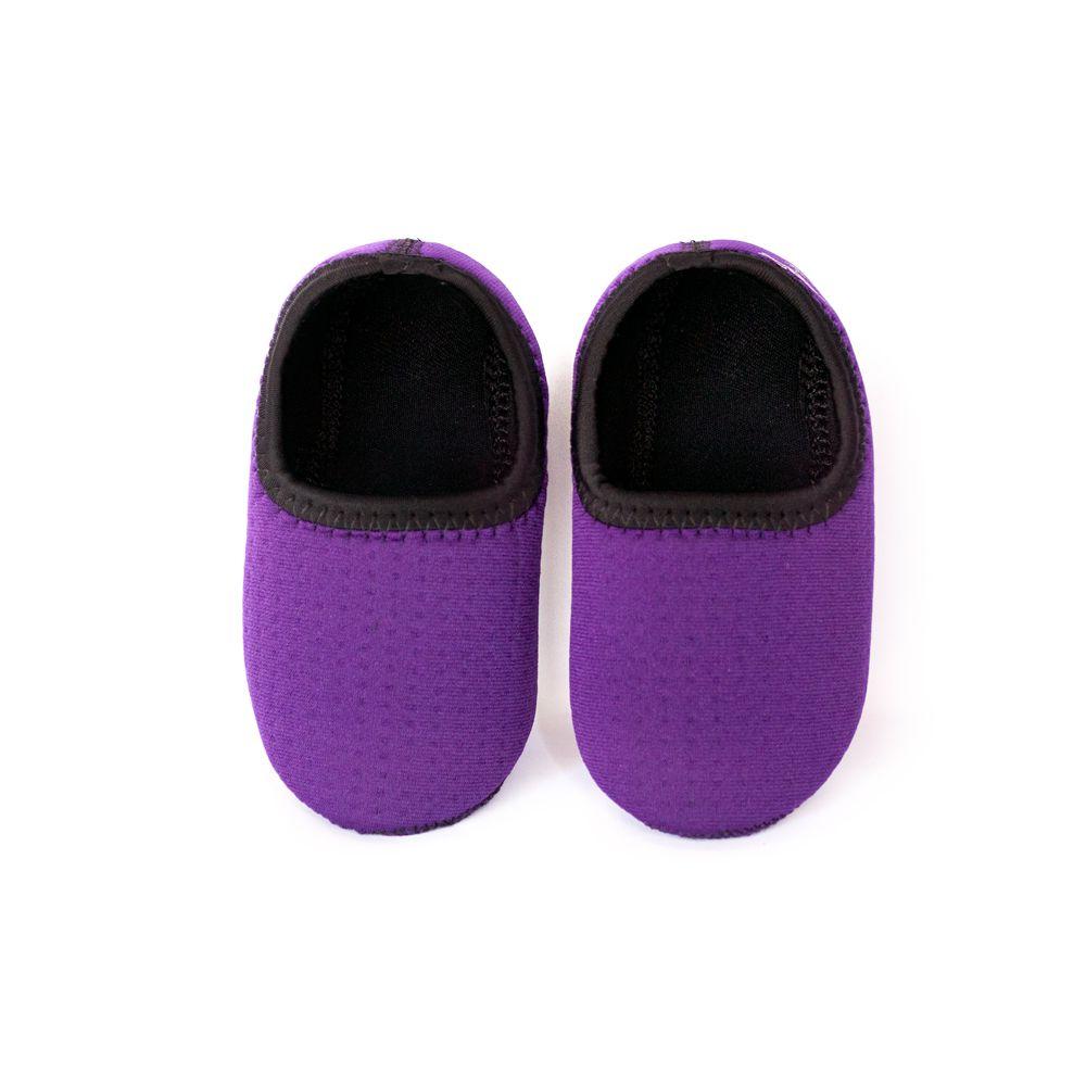 Kit Mãe e Filha - Sapato de Neoprene Fit Roxo Ufrog
