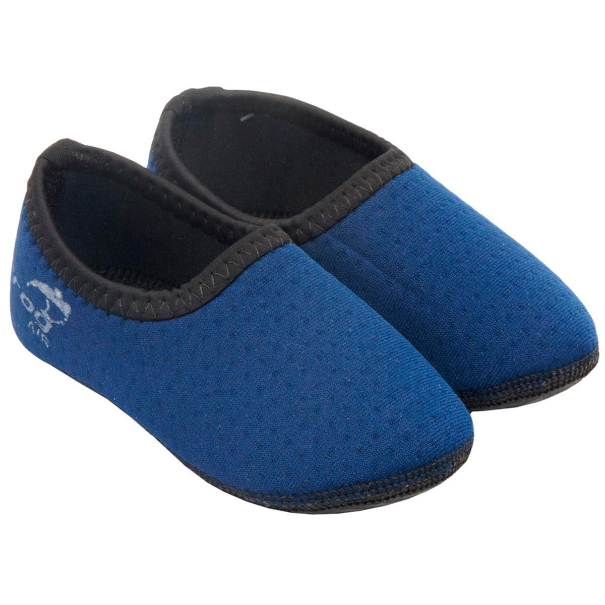 Kit Pai e Filho - Sapato de Neoprene Fit Azul Marinho Ufrog