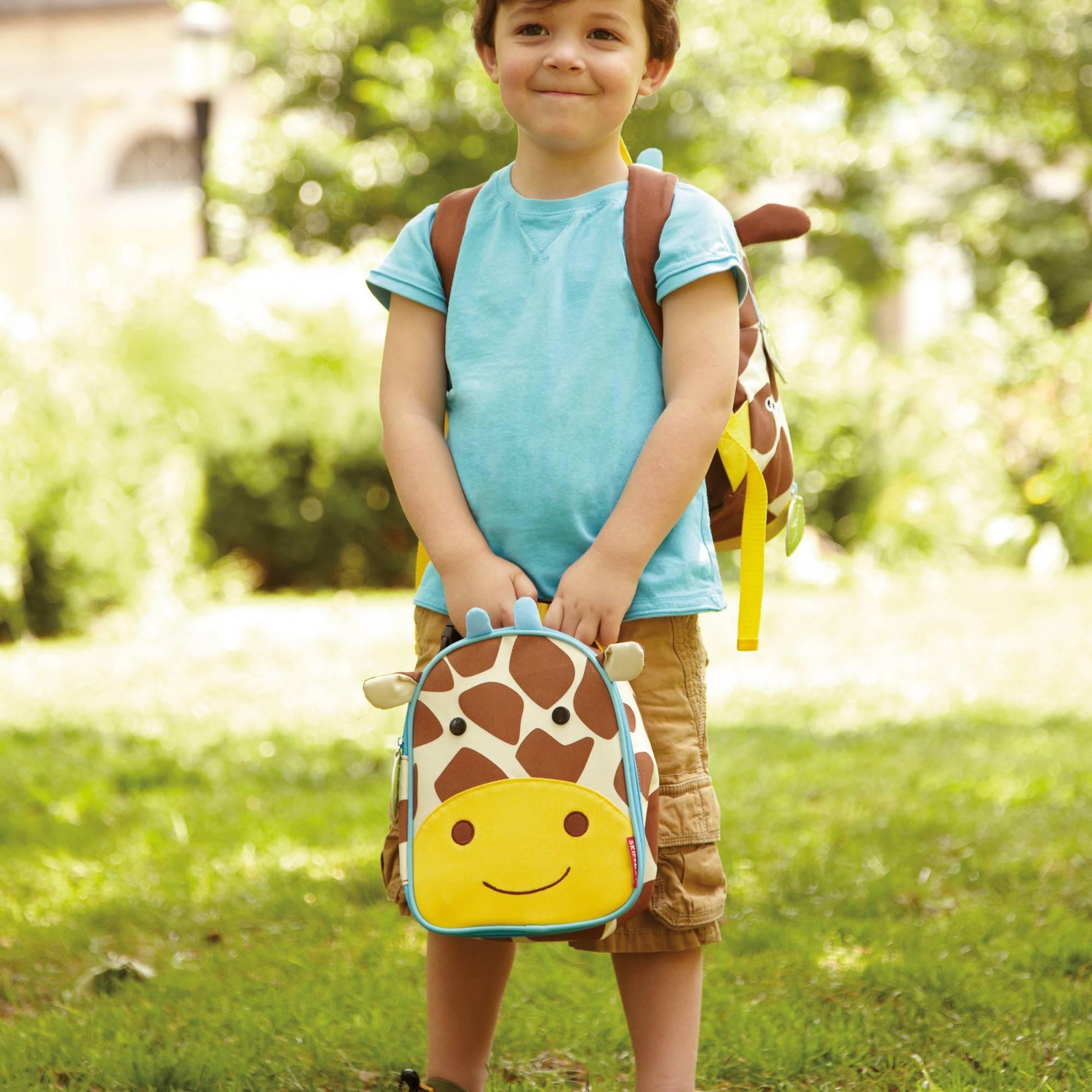 Lancheira Zoo Girafa Skip Hop