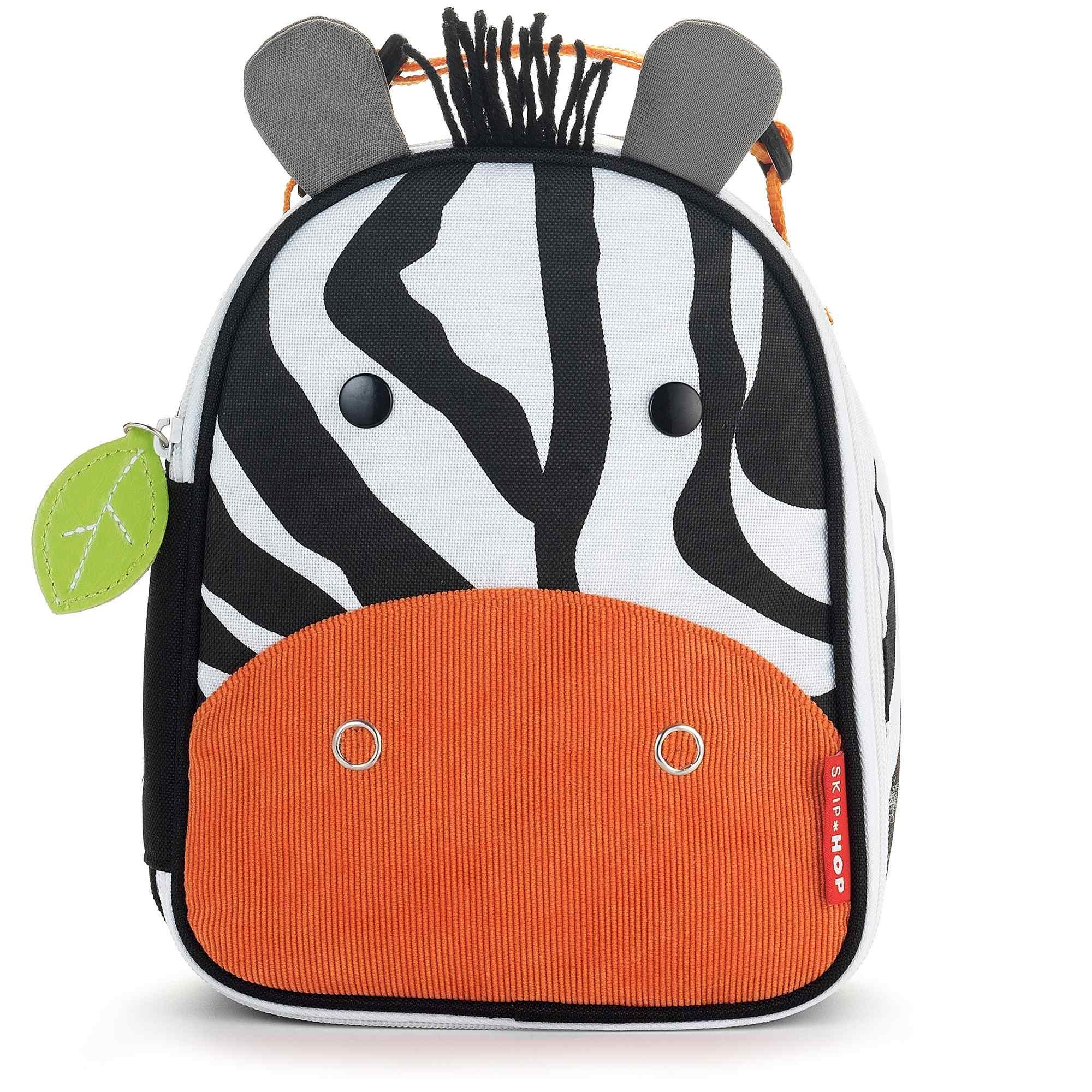 Lancheira Zoo Zebra Skip Hop