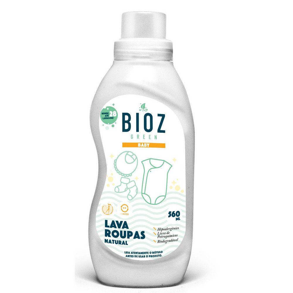 Lava Roupas baby 560 ml Bioz
