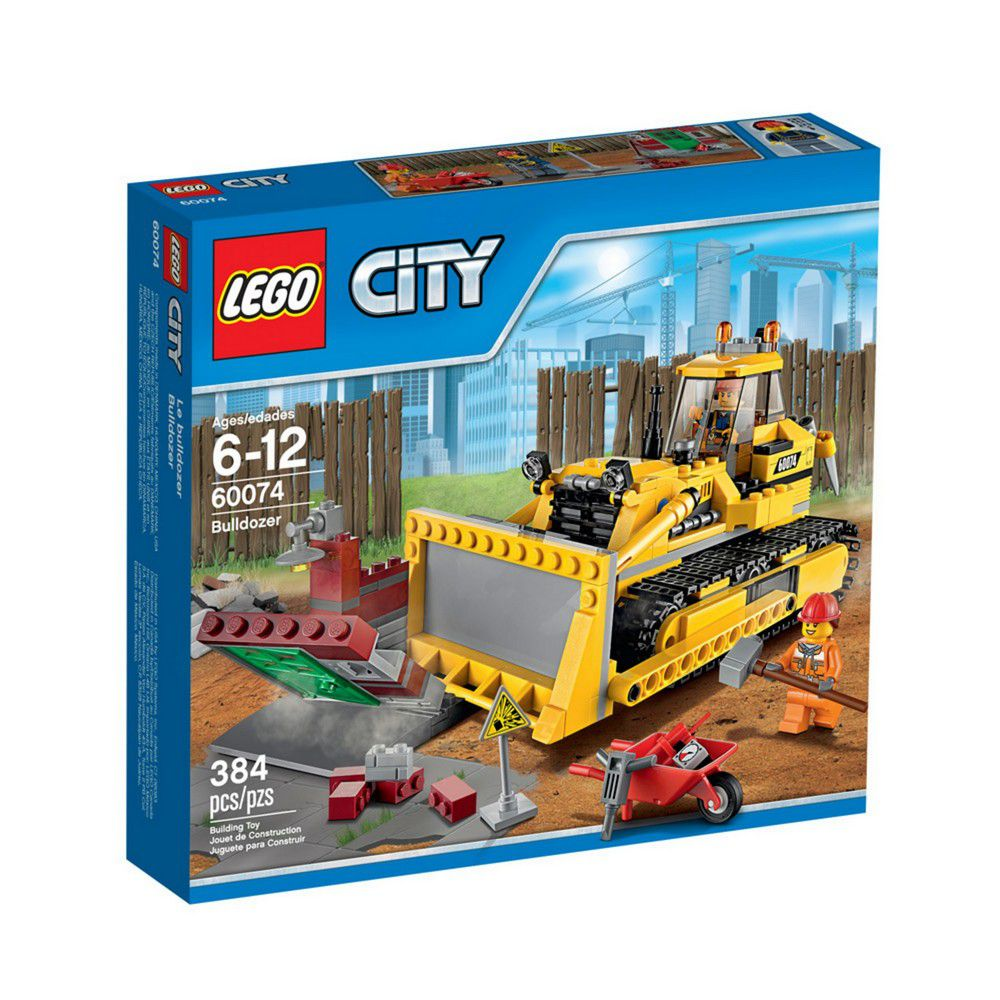 LEGO City Demolition - Escavadora