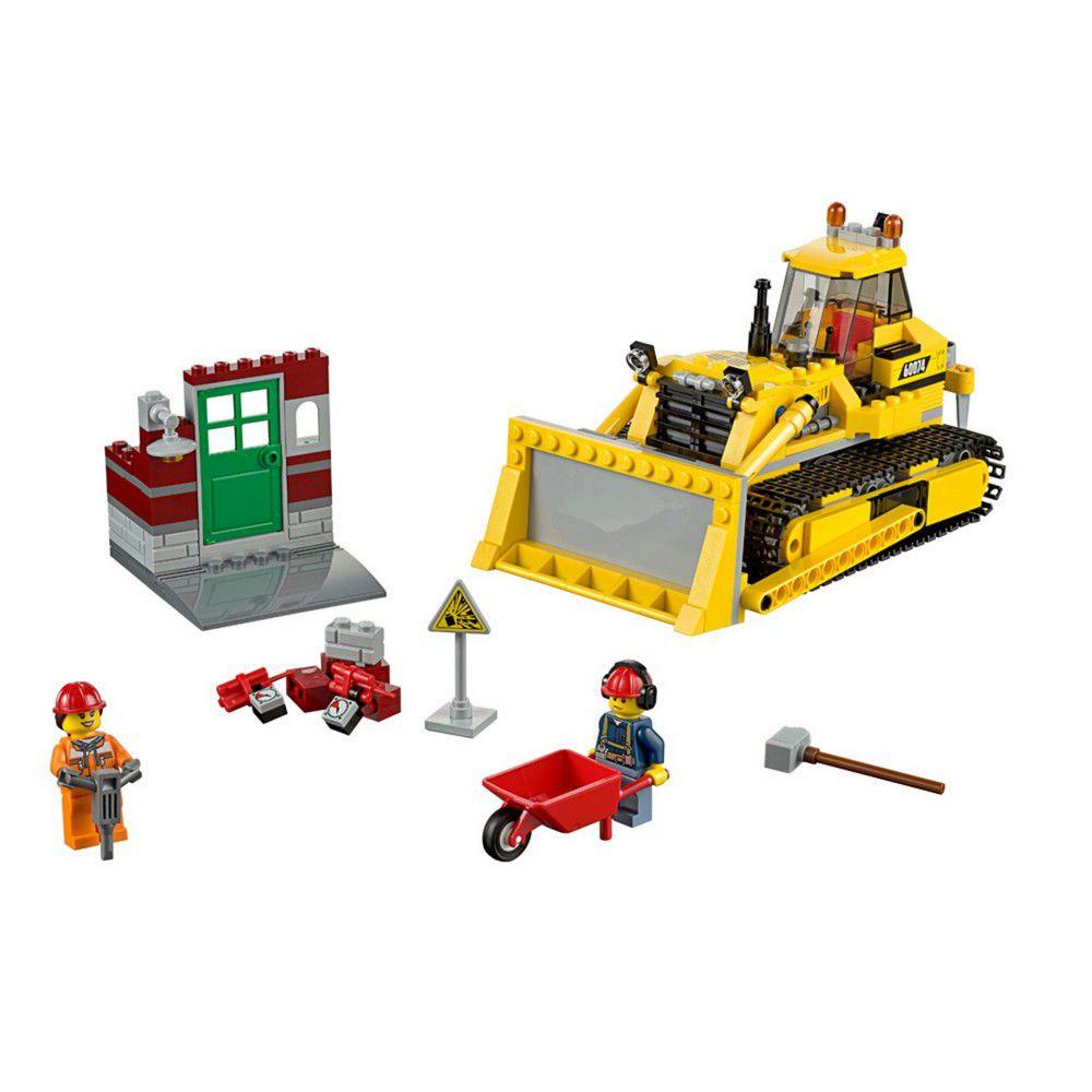 LEGO City Demolition - Escavadora