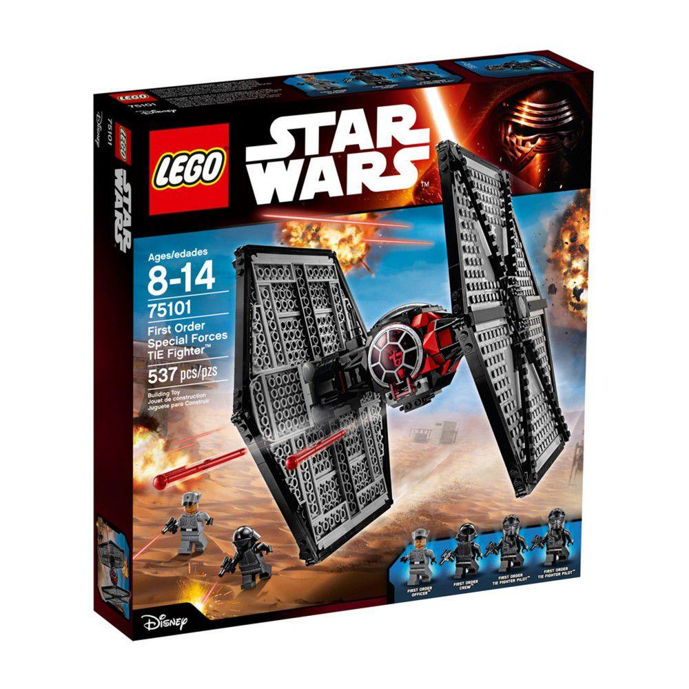 LEGO Star Wars - TIE fighter das Forças Especiais da Primeira Ordem