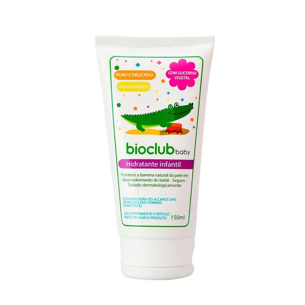 Loção Hidratante Infantil 150 ml BioClub