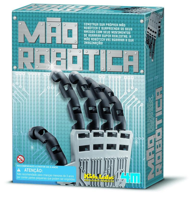 Mao Robótica Mao Robótica 4M