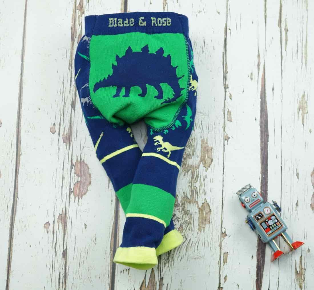 Meia Calça Legging Estegossauro Blade and Rose