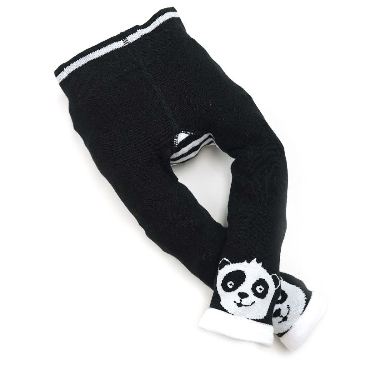Meia Calça Legging Panda WWF Blade and Rose