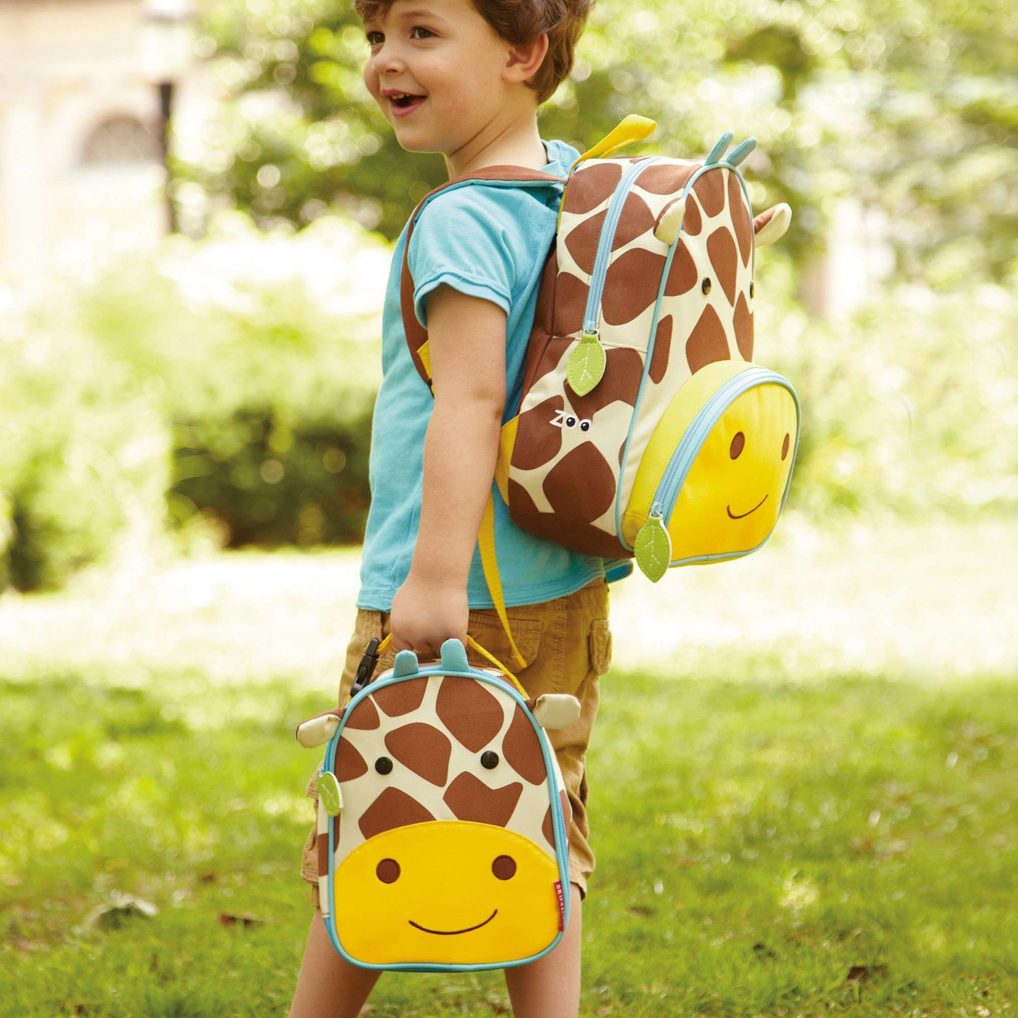 Mochila Zoo Girafa Skip Hop