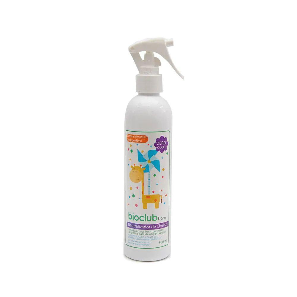 Neutralizador de Cheiros 300 ml BioClub