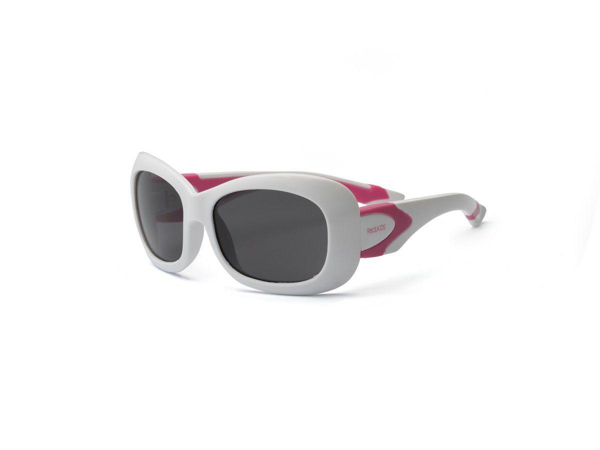 Óculos de Sol Breeze Branco e Rosa Real Shades