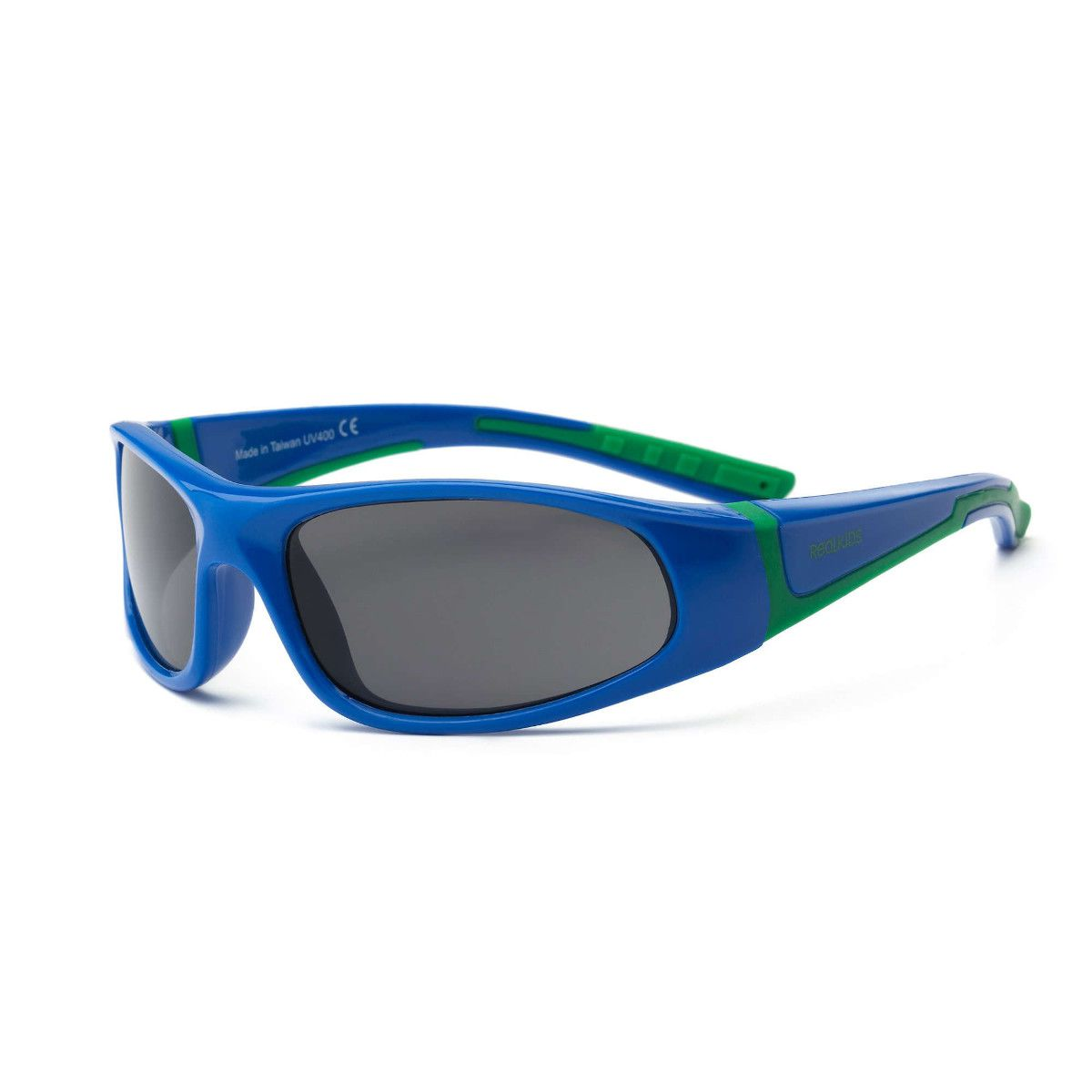 Óculos de Sol Bolt Azul e Verde Real Shades