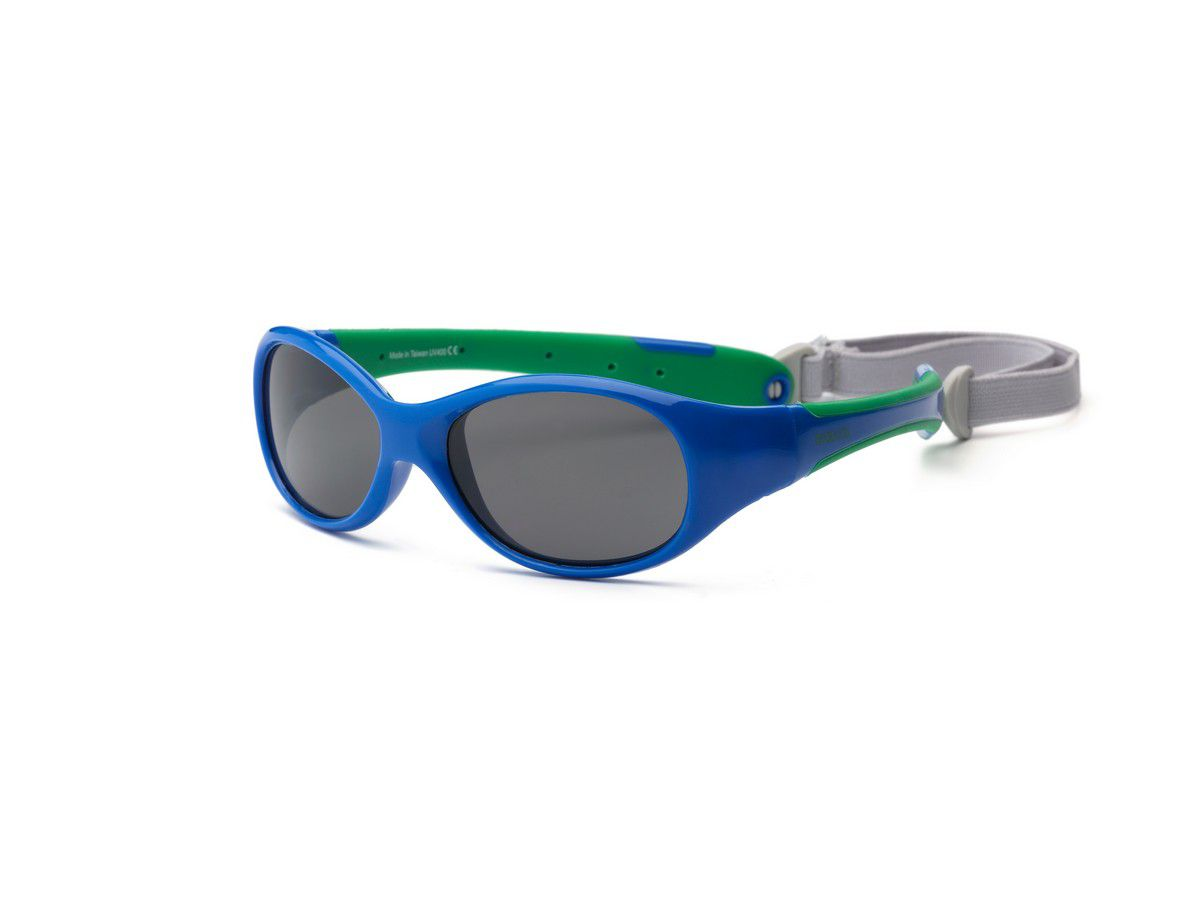Óculos de Sol Explorer Azul e Verde Real Shades