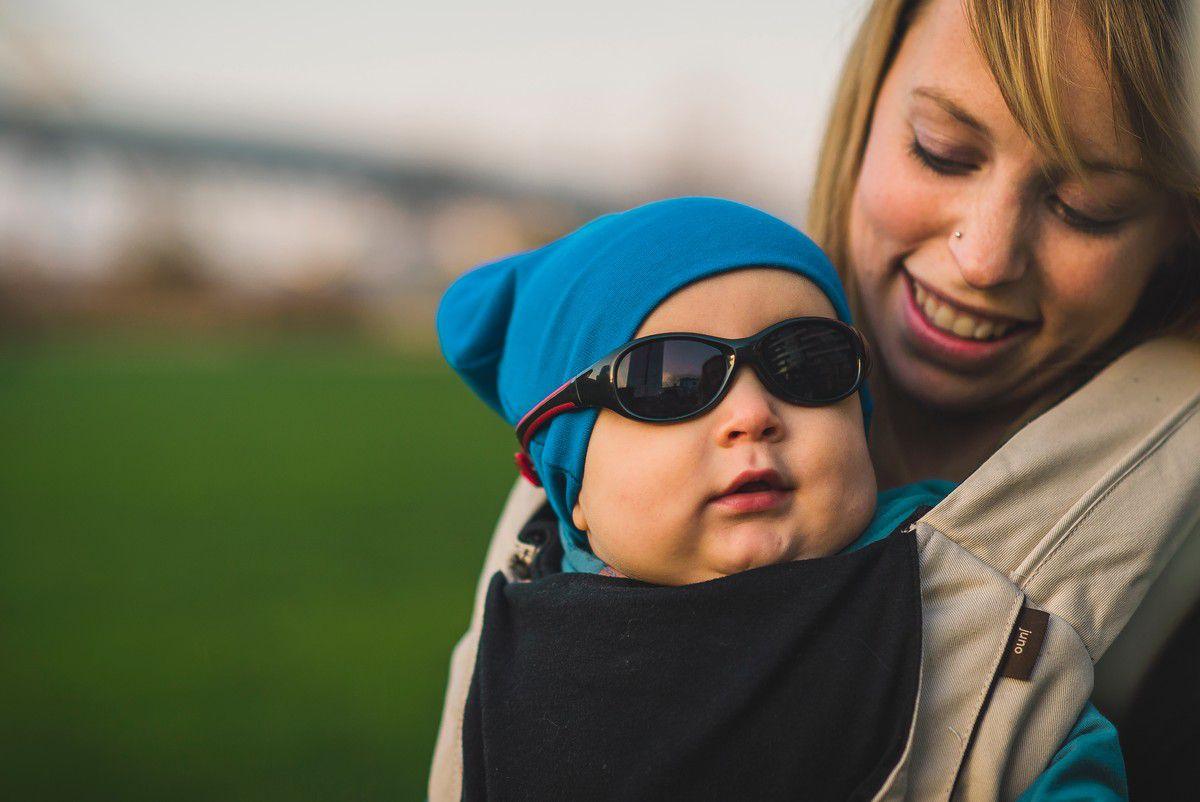 Óculos de Sol Explorer Preto e Vermelho Real Shades