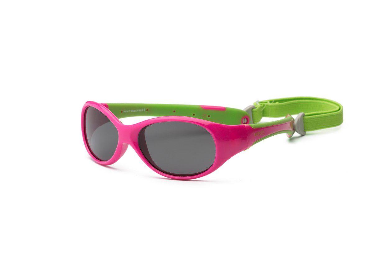 Óculos de Sol Explorer Rosa e Verde Real Shades