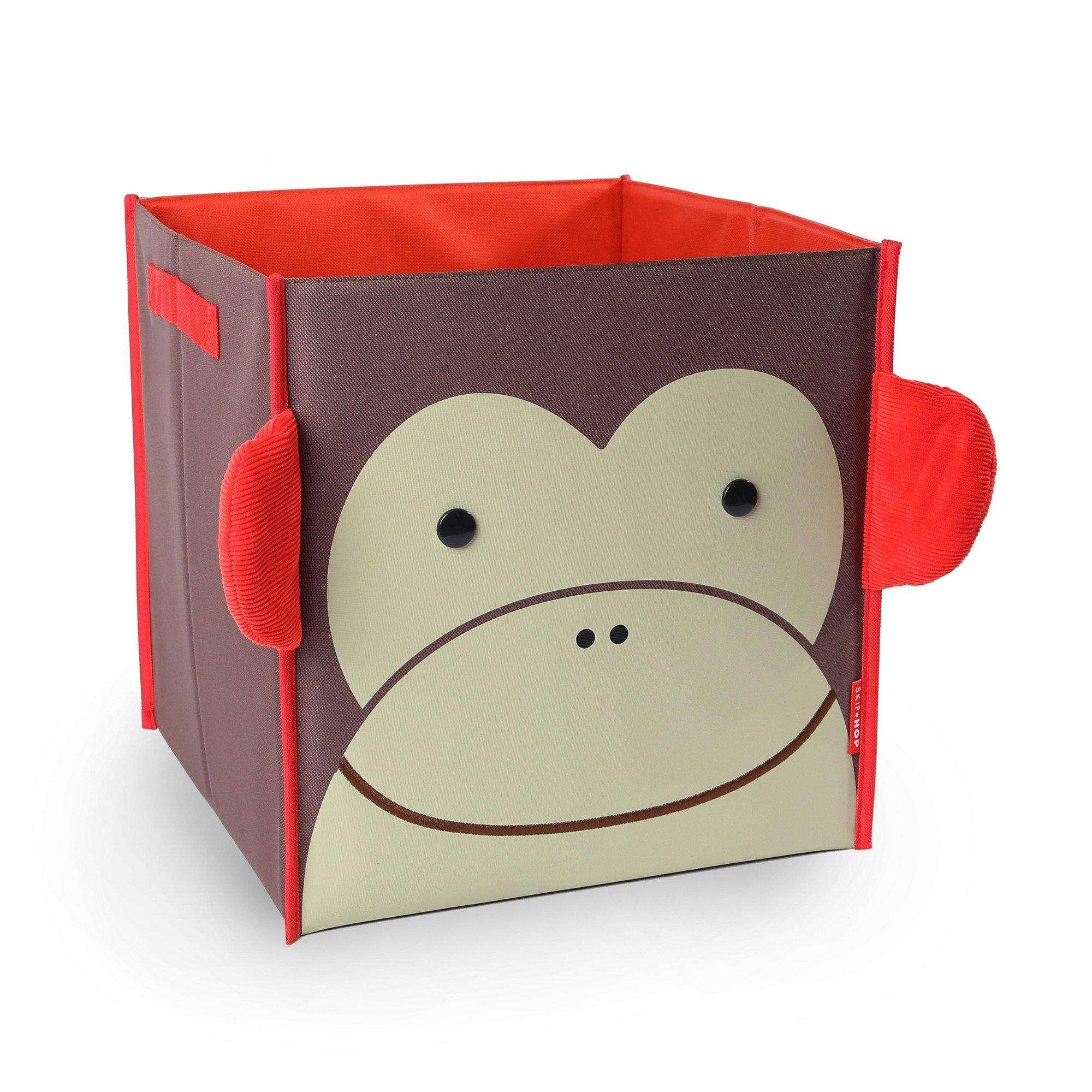 Organizador Quadrado Jumbo  Zoo Macaco Skip Hop