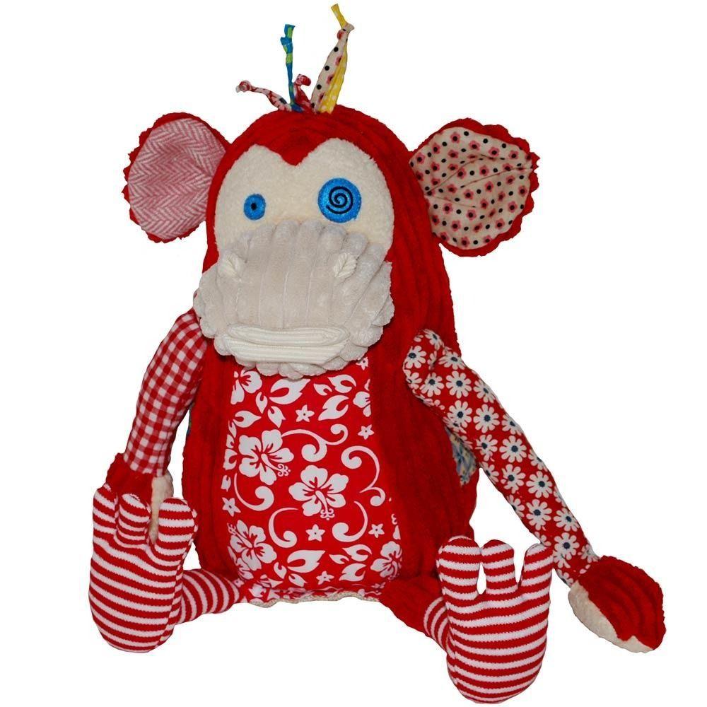 Pelúcia Original Bogos, o Macaco Deglingos