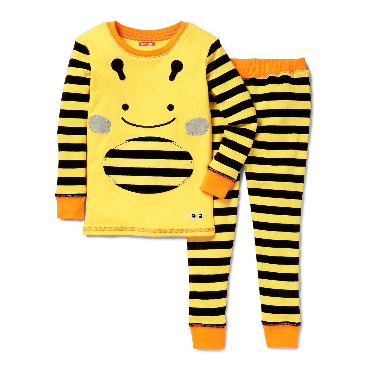 Pijama Zoo Abelha Skip Hop