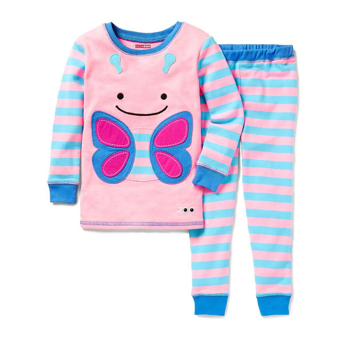 Pijamas Zoo Borboleta 6T Skip Hop