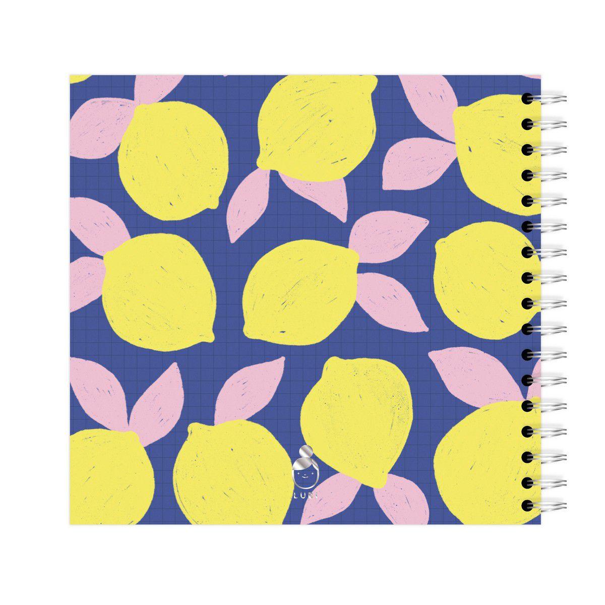 Planner Mensal Limões Lubi