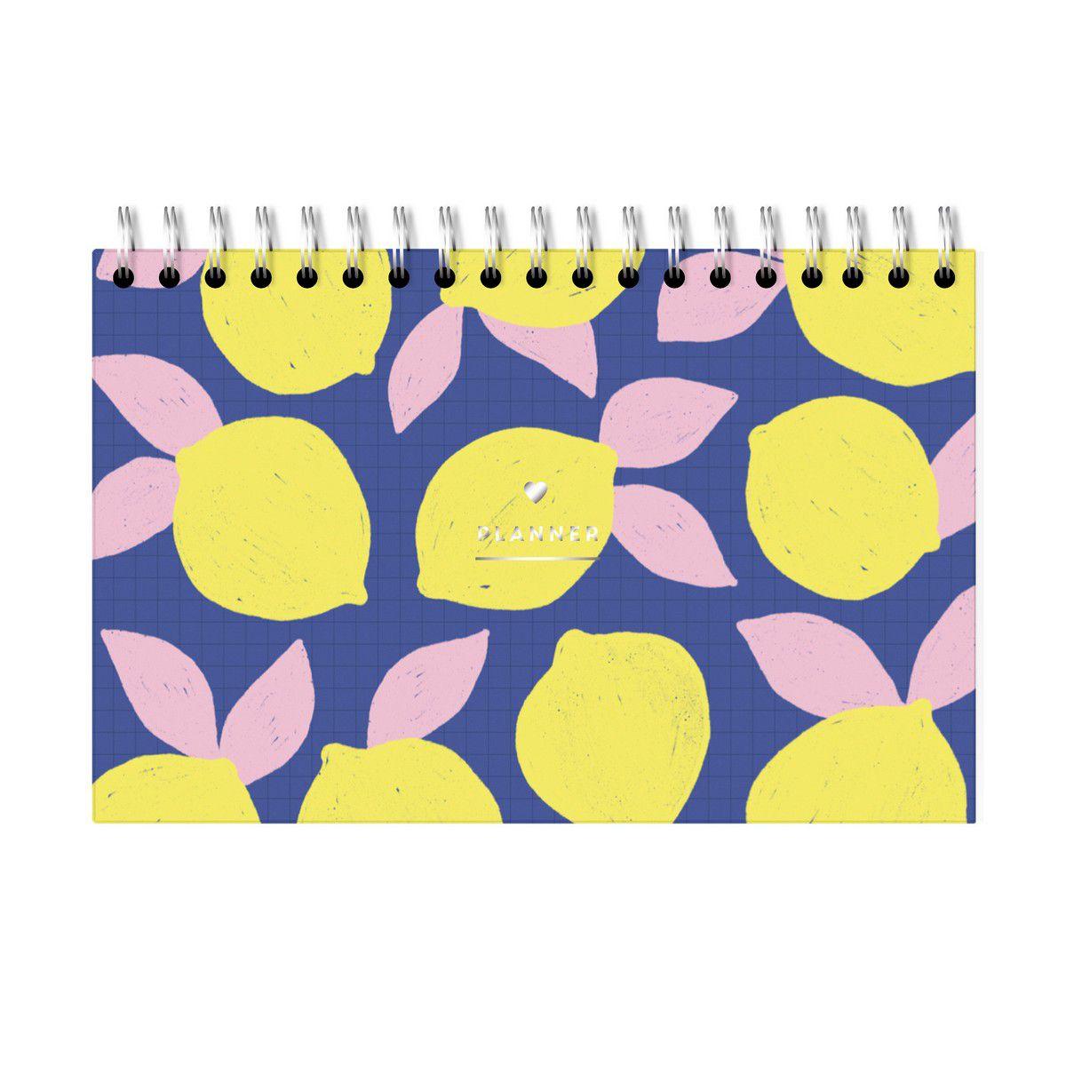 Planner Semanal Limões Lubi