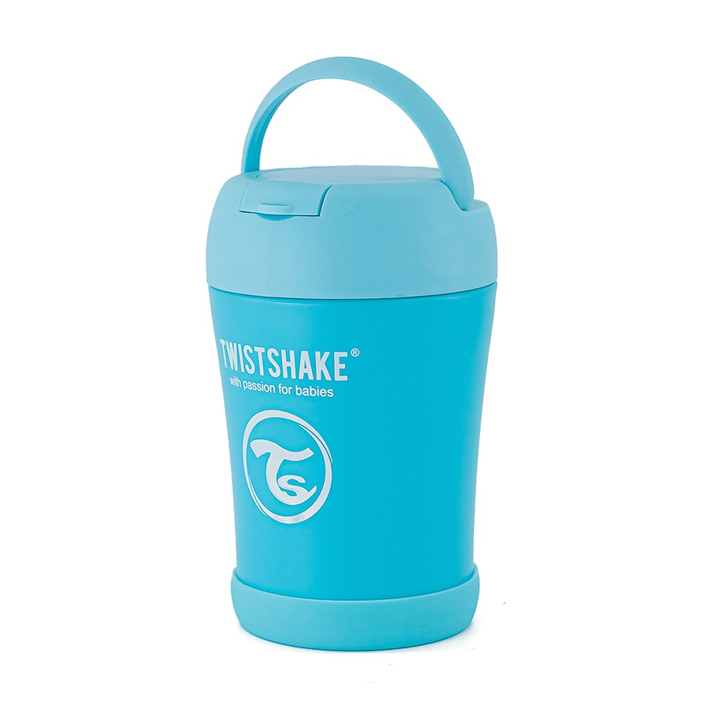 Pote Térmico 350 ml Azul Twistshake