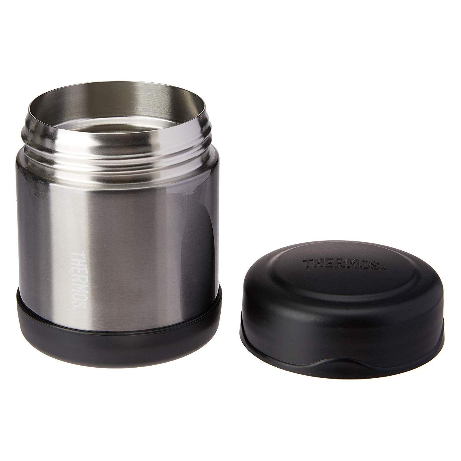 Pote Térmico Funtainer 290 ml Preto Thermos