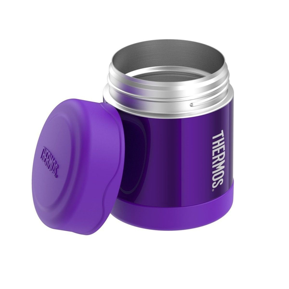 Pote Térmico Funtainer 290 ml Roxo Thermos