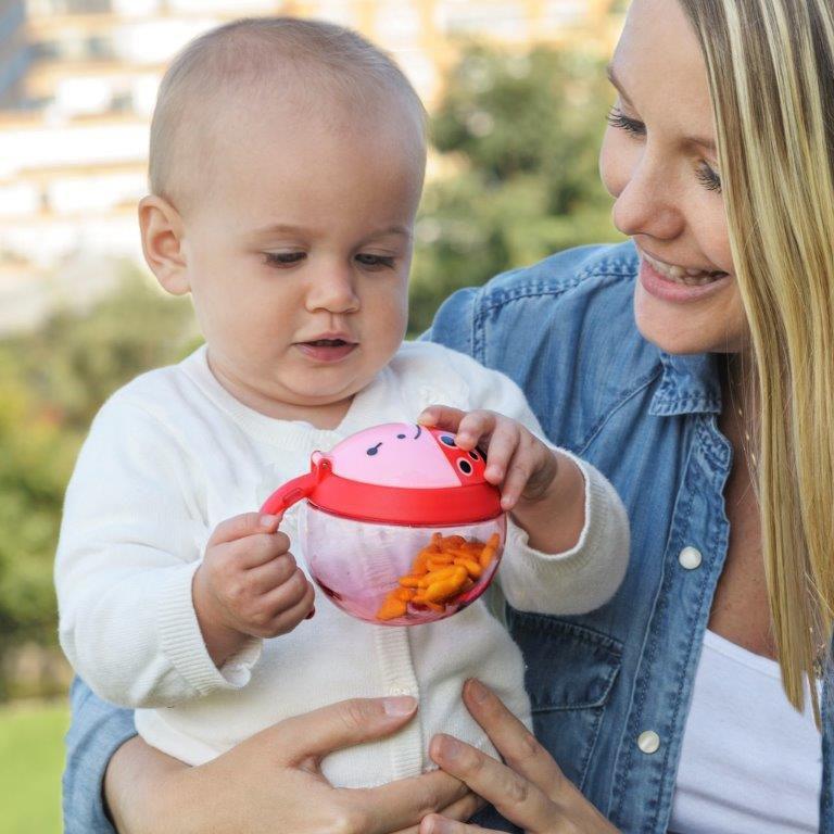 Potinho de Lanche Zoo Joaninha Skip Hop