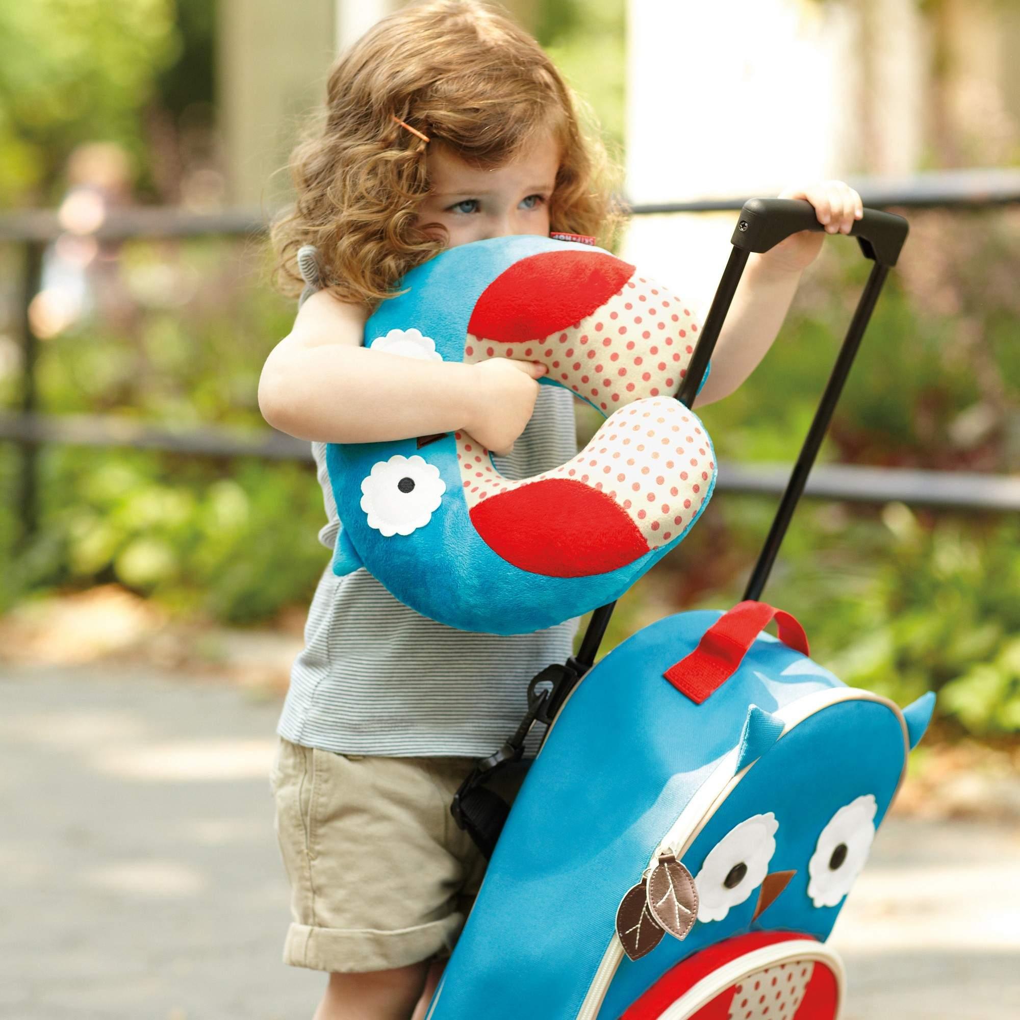 Protetor de Pescoço Zoo Coruja Skip Hop