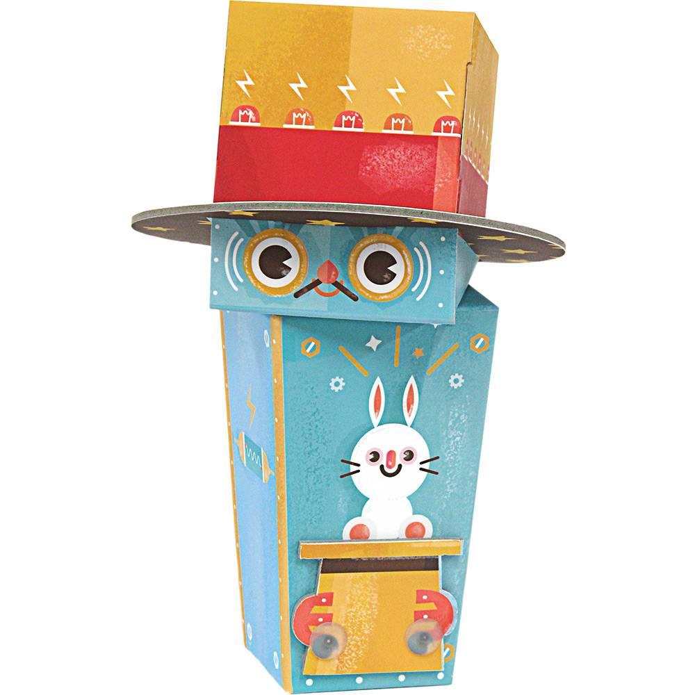 Robô de Brincar Mágico Krooom