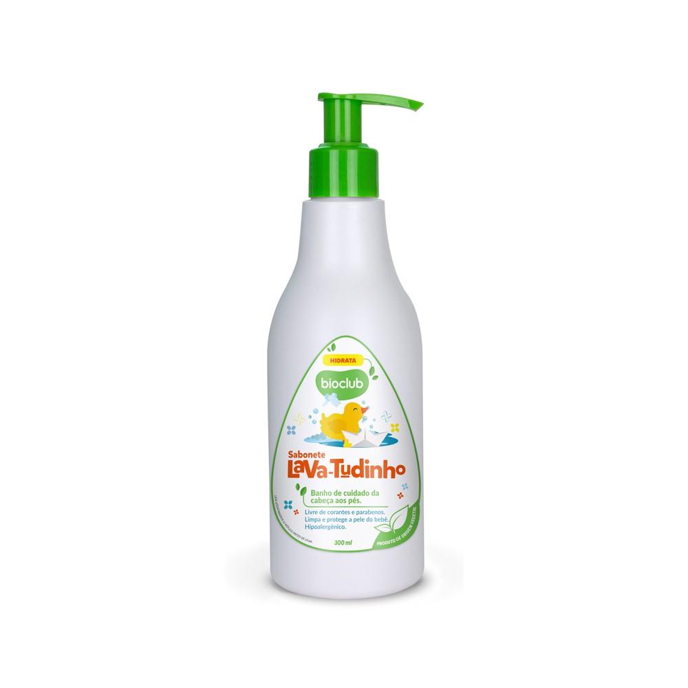 Sabonete Liquido Infantil 300 ml BioClub