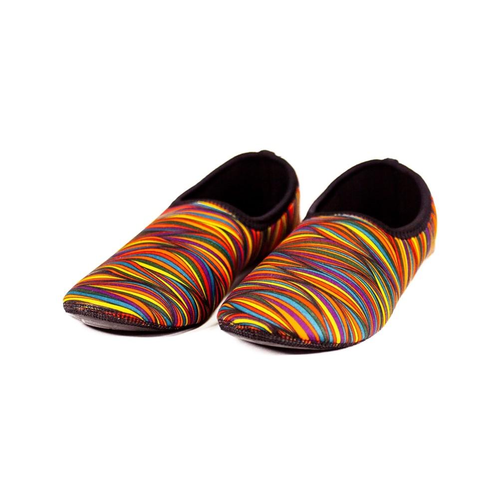 Sapato de Neoprene Adulto Fit Arco Iris Ufrog