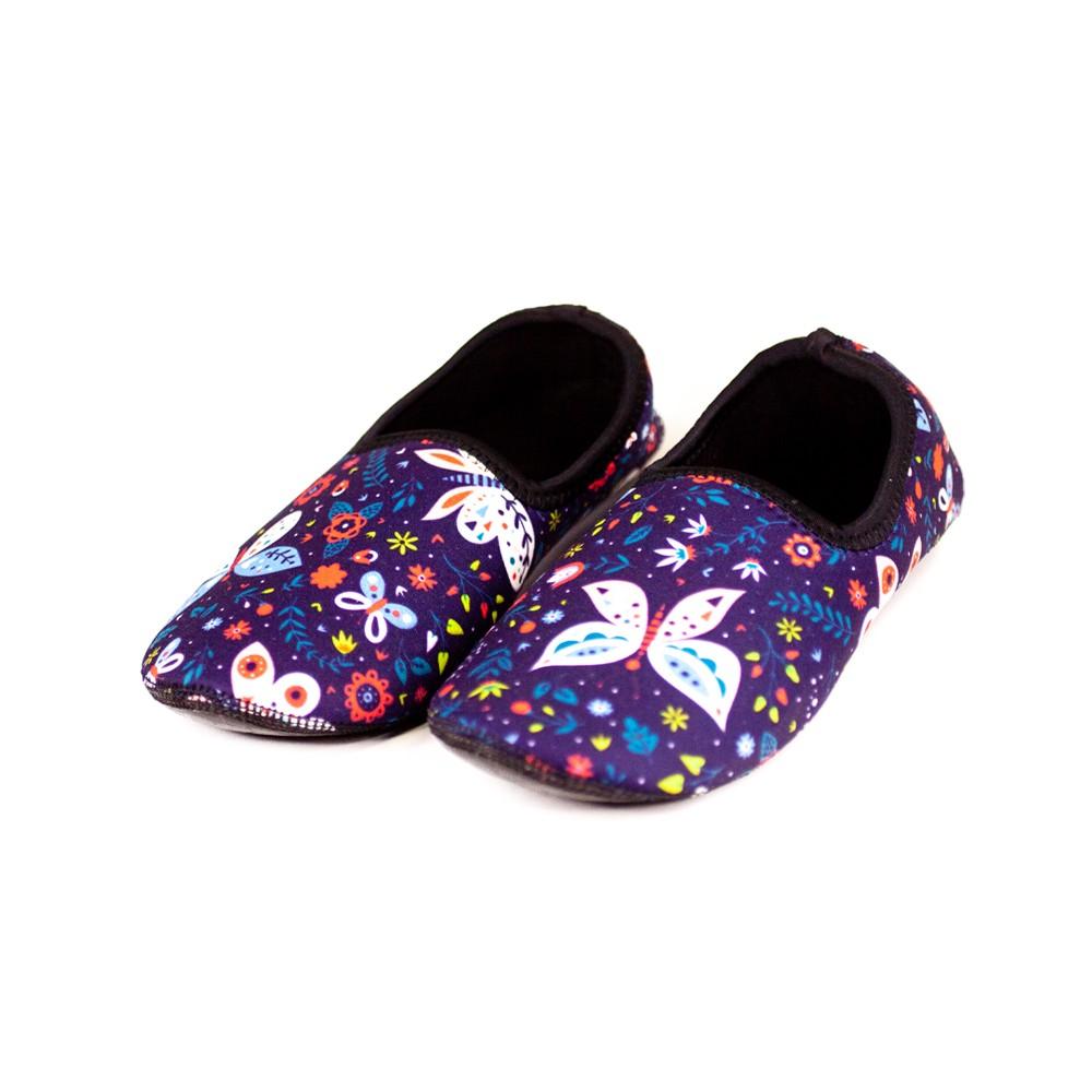 Sapato de Neoprene Adulto Fit Borboleta Ufrog