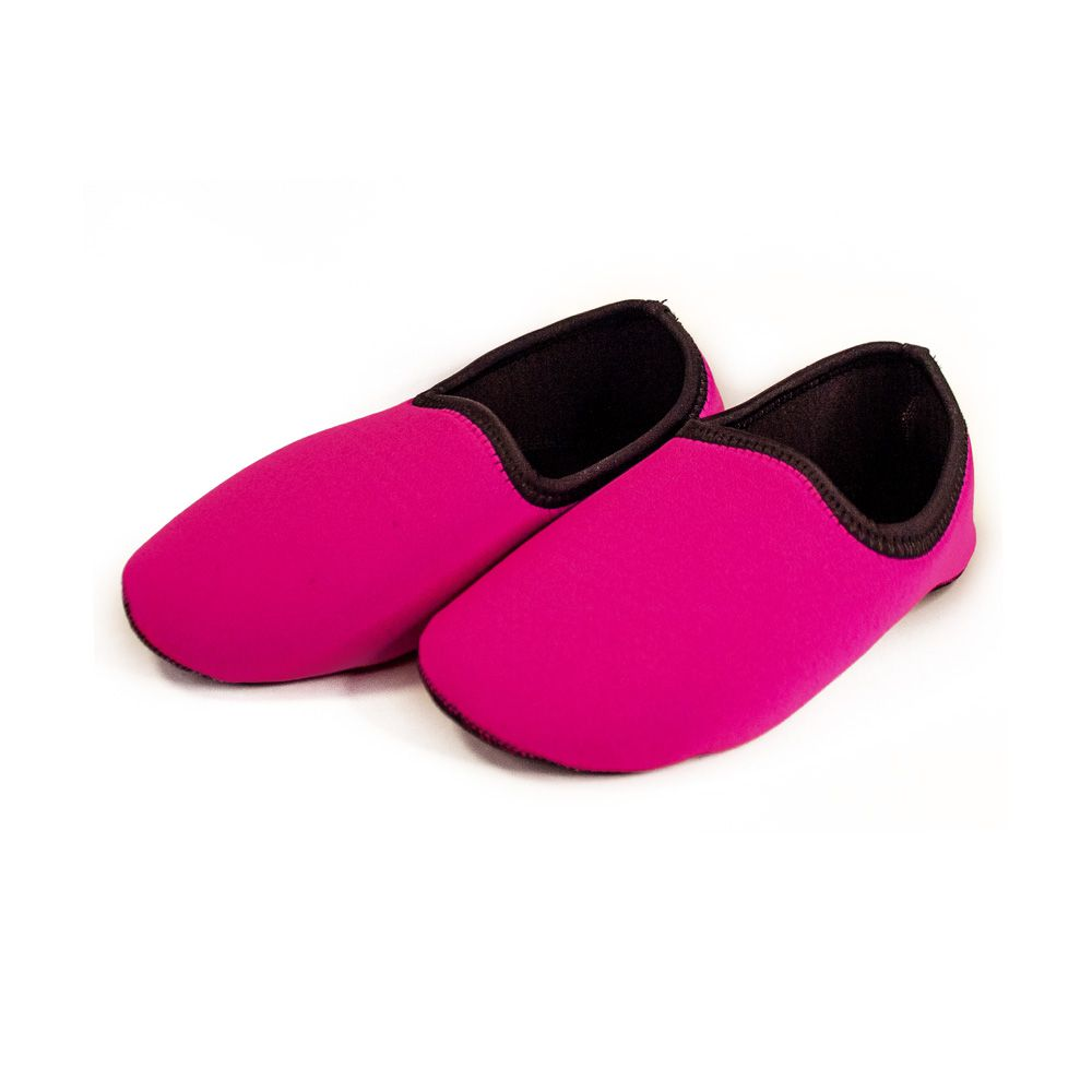 Sapato de Neoprene Adulto Fit Pink Ufrog