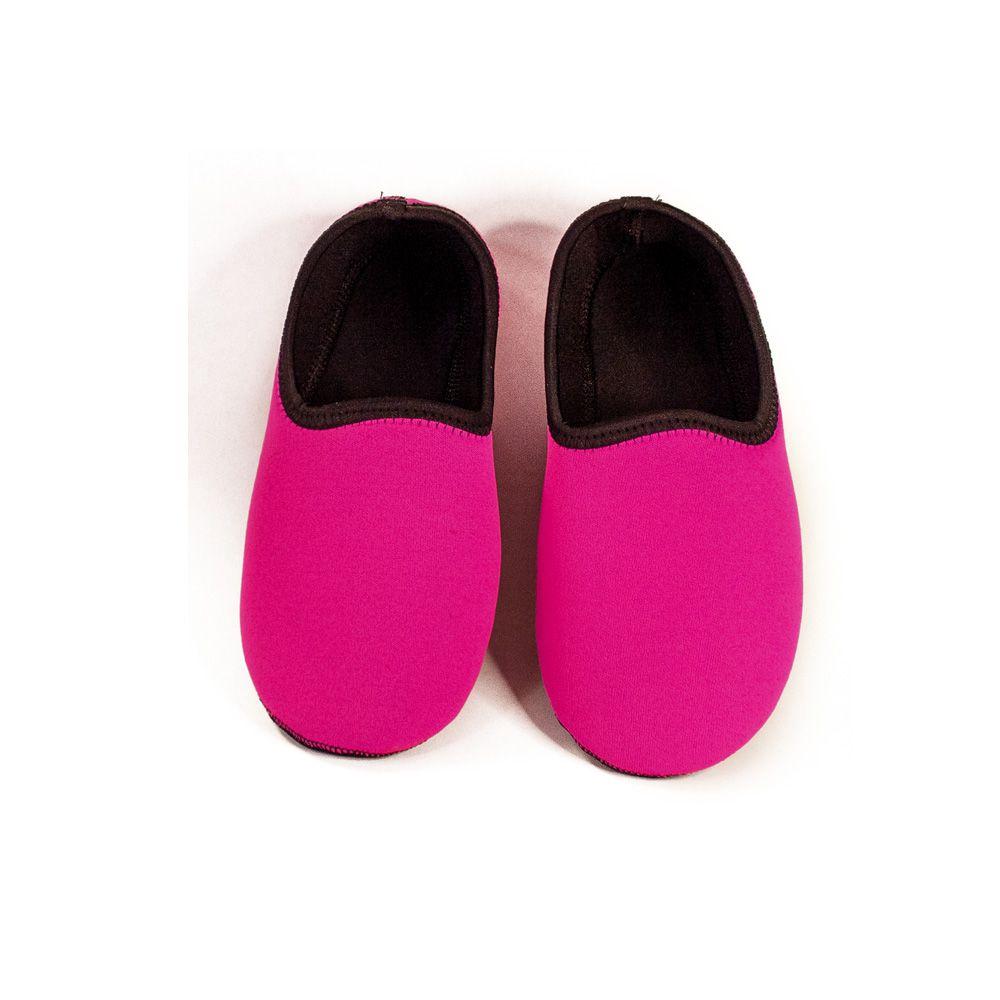 Sapato de Neoprene Adulto Fit Pink Ufrog