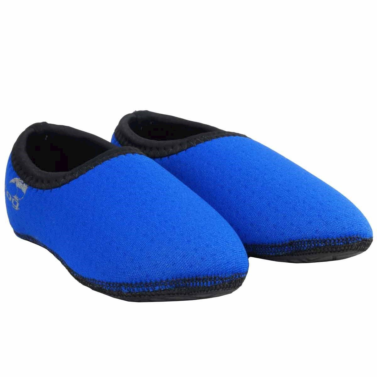 Sapato de Neoprene Adulto Fit Azul Royal Ufrog