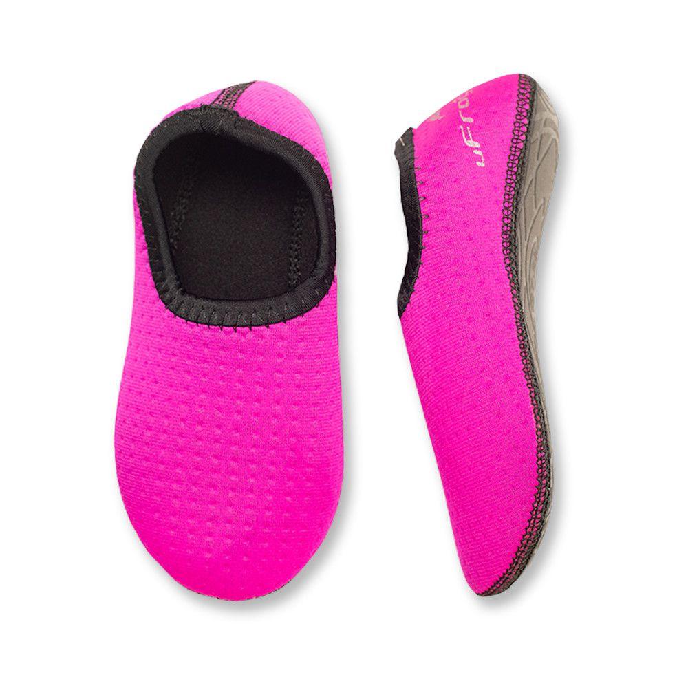 Sapato de Neoprene Fit Adulto Pink Ufrog