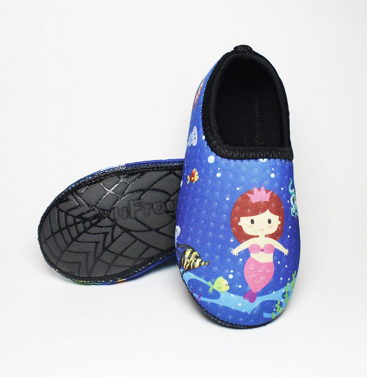 Sapato de Neoprene Fit Sereia Ufrog