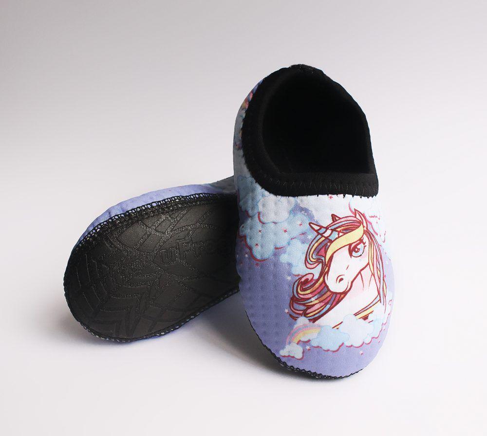 Sapato de Neoprene Fit Unicórnio Ufrog