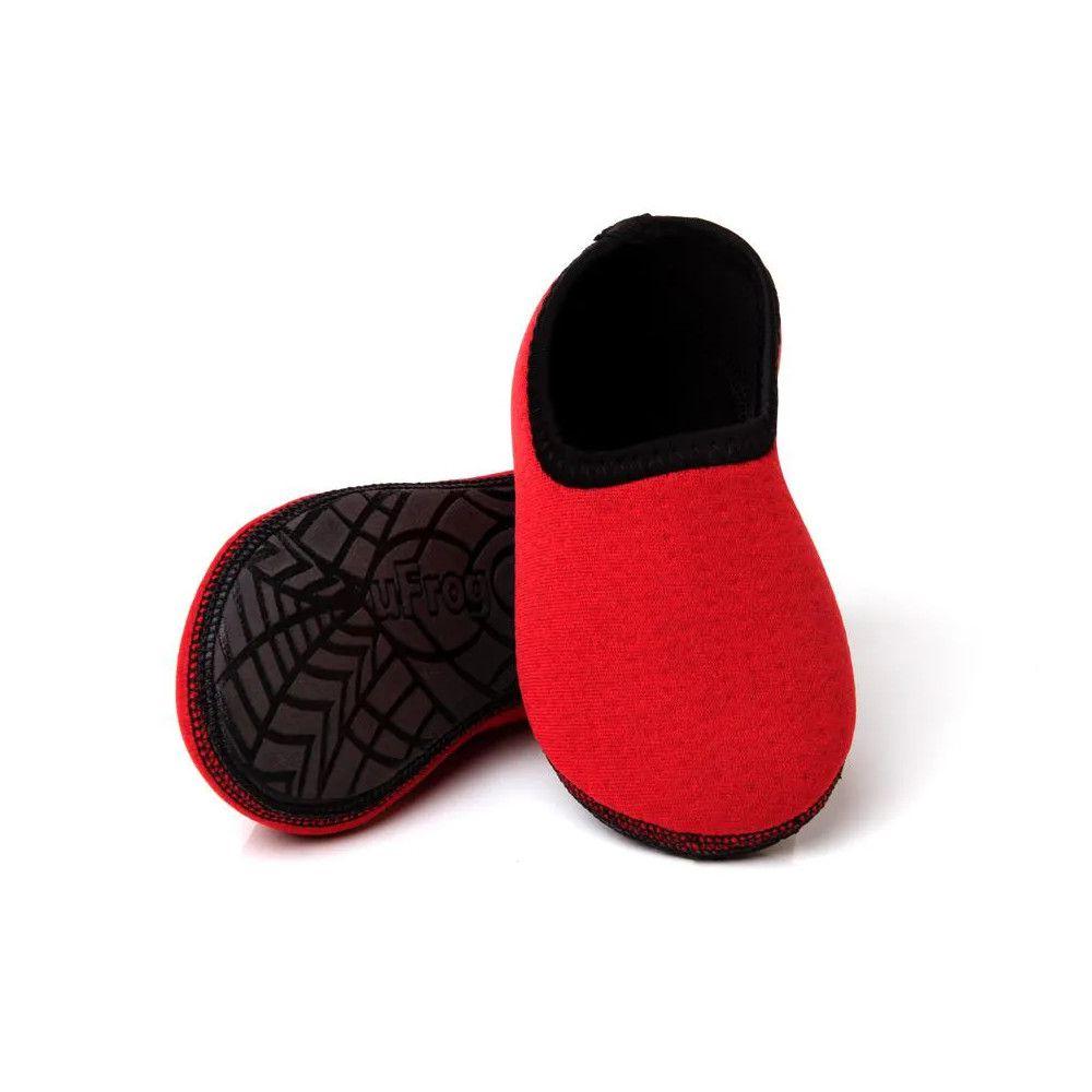 Sapato de Neoprene Infantil Fit Vermelho Ufrog