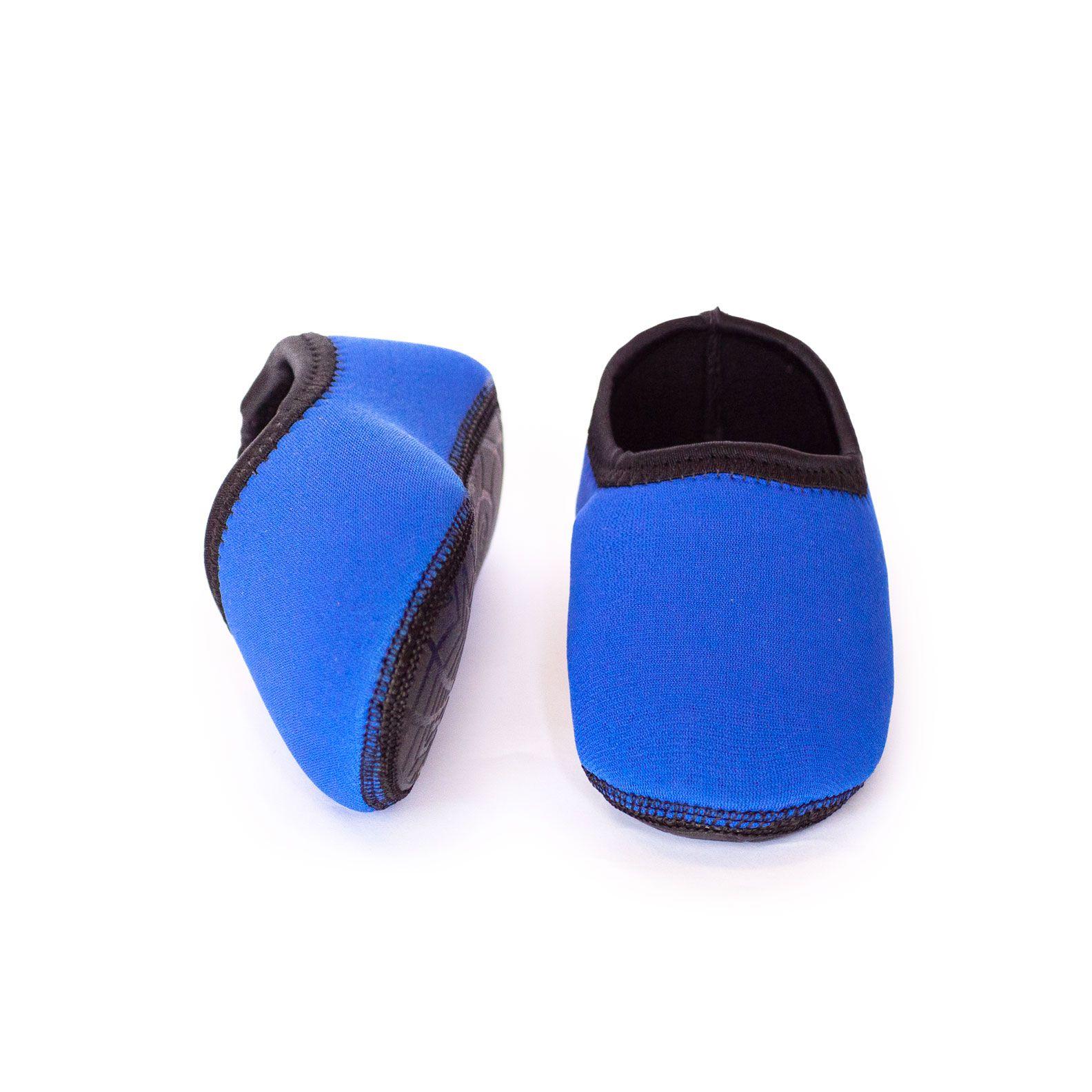 Sapato de Neoprene Infantil Fit Azul Royal Ufrog