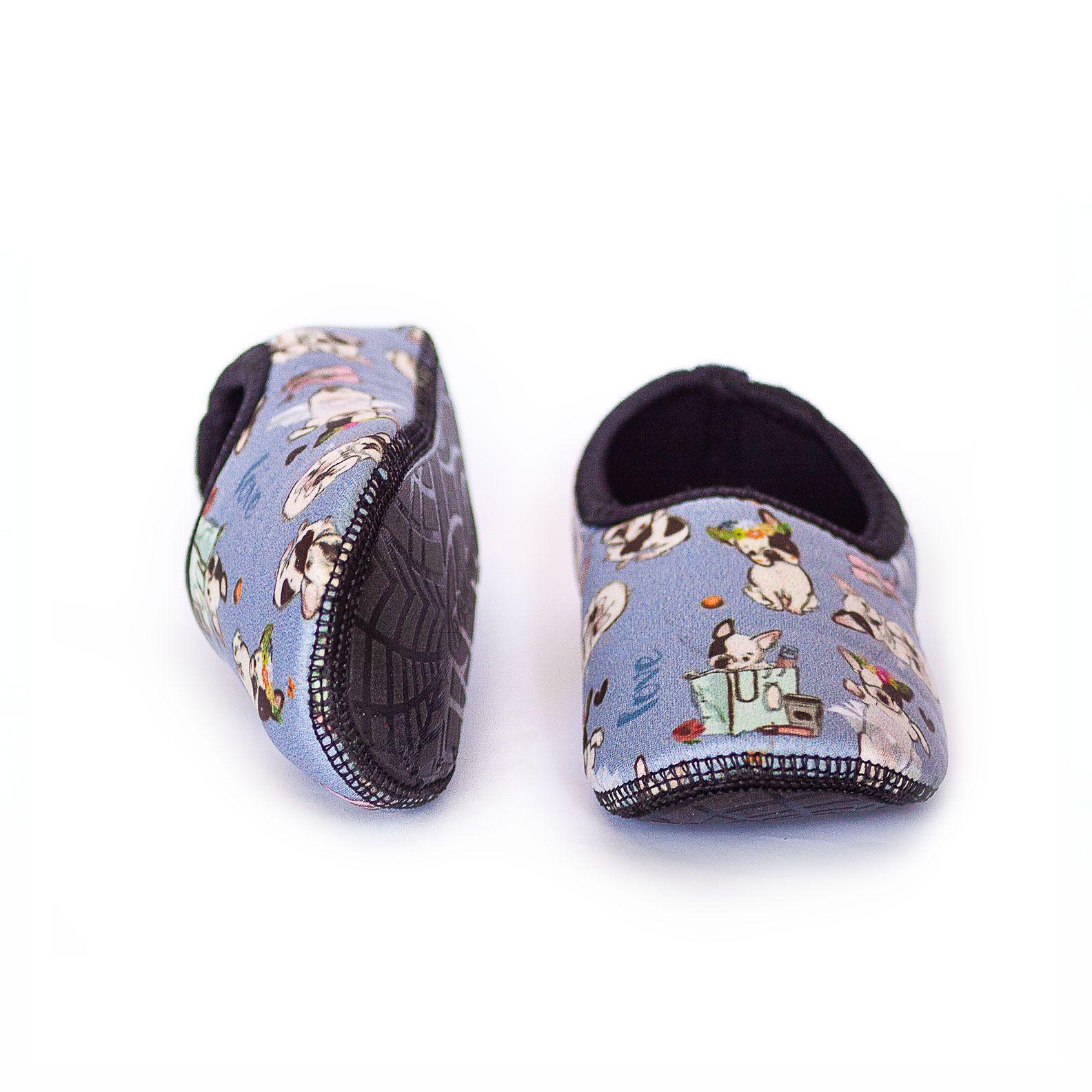 Sapato de Neoprene Infantil Fit Dog Ufrog