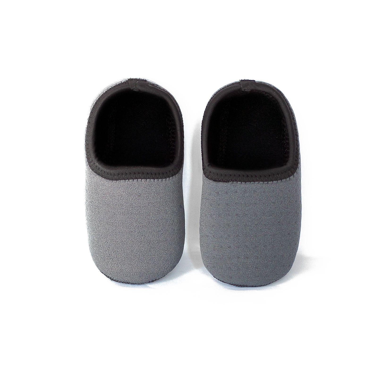 Sapato de Neoprene Infantil Fit Grafite Ufrog