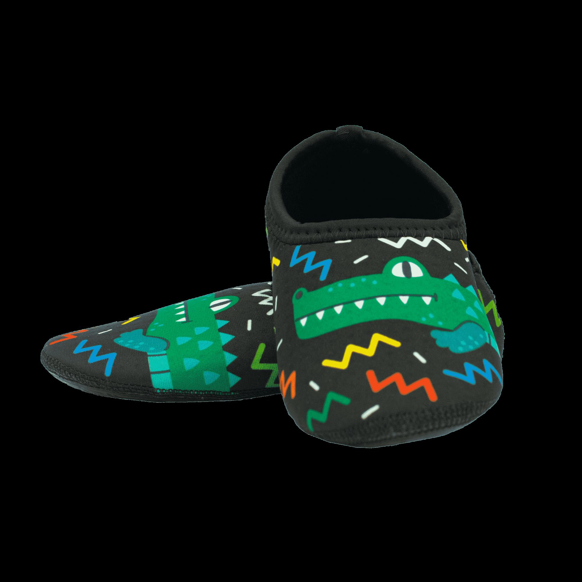 Sapato de Neoprene Infantil Fit Jacaré Ufrog