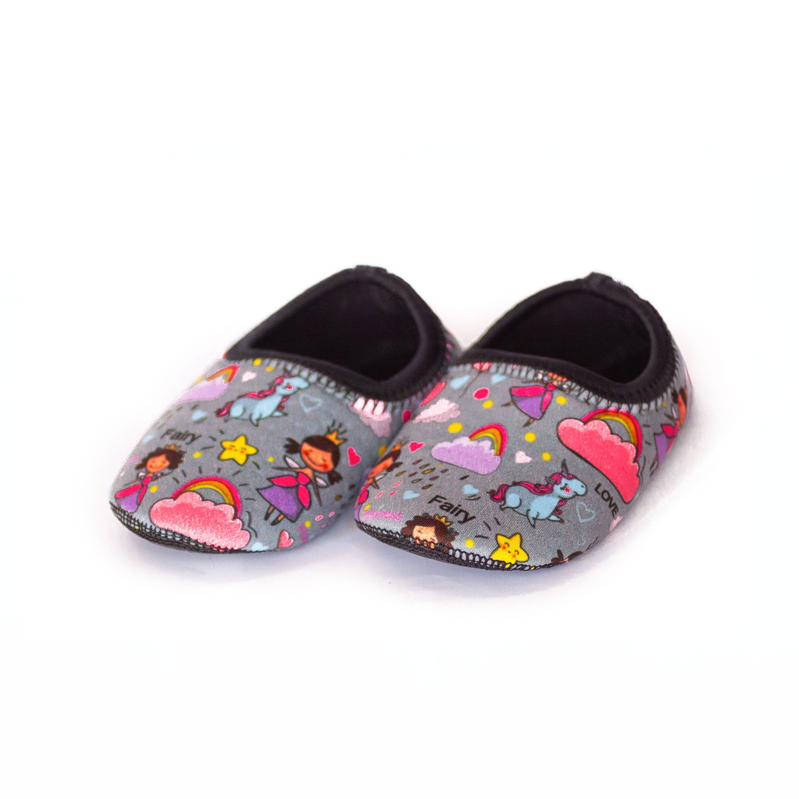 Sapato de Neoprene Infantil Fit Love Ufrog